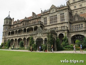 India, Shimla. Viceroy palace.