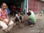 День 4. Рампур(Rampur) - подножие Сарахана(Sarahan)