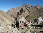 День 13. Шинг - Пенджикент (Таджикистан, 29.08.2012)