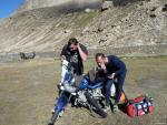 День 13. Долина Чандра(Chandra valley) - на подступах к перевалу Ротанг(Rohtang pass)