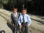 День 16. Кишлак под перевалом на Анзоб - санаторий Ходжи Оби Гарм (01.09.2012)