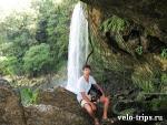День 16. Паленке(Palenque) – Мисоль Ха(Misol Ha) – Аква Азуль(Aqua Azul) Мексика